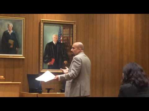Closing arguments in Dameian White trial