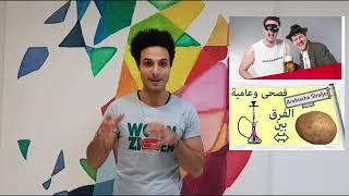 Arabischkurs mit Moha im Studio