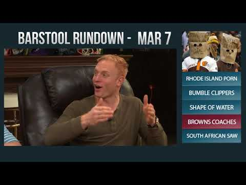 Barstool Rundown March 7, 2018