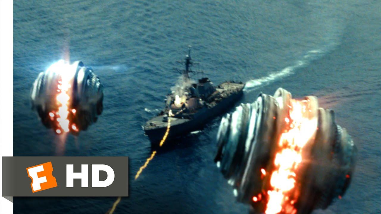 battleship 9 10 movie clip shredding the john paul jones 2012