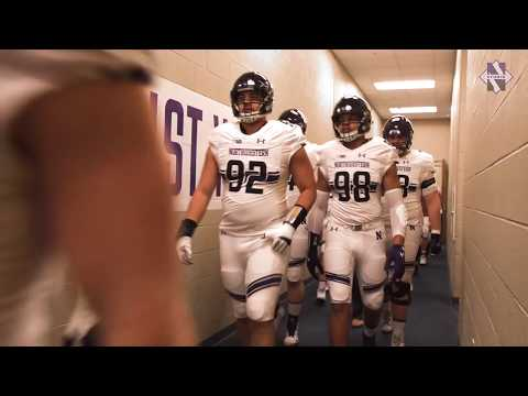 Northwestern Football - 2018 Holiday Bowl Announcement (12/2/18)