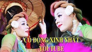 Cùng Xem Cô Đồng Xinh Nhất Youtube 2019 /Hát Văn Hầu Đồng Huế