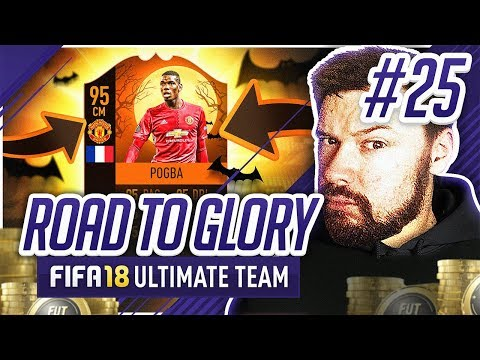 MY BEST TEAM YET! - #FIFA18 Road to Glory! #25 Ultimate Team