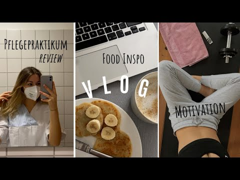 Praktikumserfahrung, Food Inspo, Sport Motivation & Bullet Journal Set-Up II Marieke Emilia