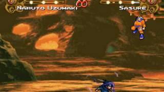My Game - Naruto vs Sasuke