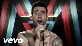 Gambar cover Maroon 5 - Moves Like Jagger ft. Christina Aguilera (Explicit) (Official Music Video)