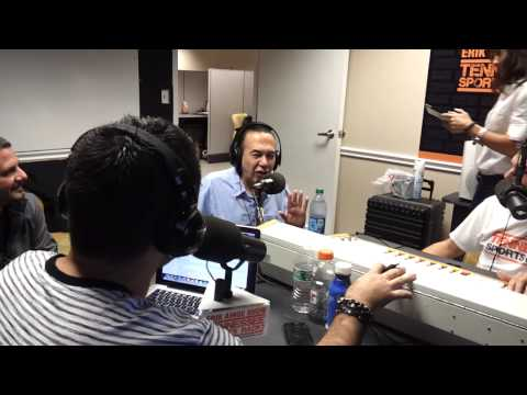 Erik Ainge and Gilbert Gottfried discuss Pamela Anderson