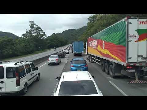 Br101 Palhoça SC direcionado a Nova Santa Rita RS