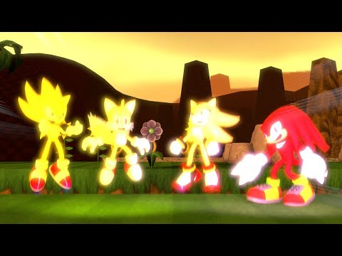 SFM  Super Sonic