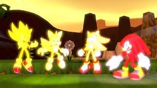 [SFM] - Super Sonic