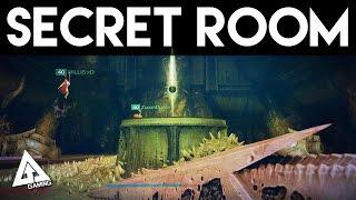 Destiny The Taken King SECRET ROOM in King's Fall Raid