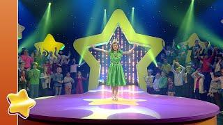 Kijk Julie danst Prinsessia filmpje