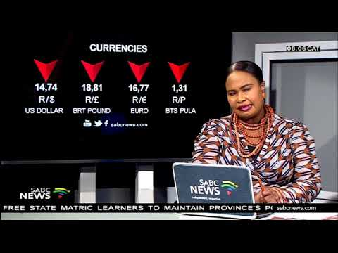 South African Rand slumps