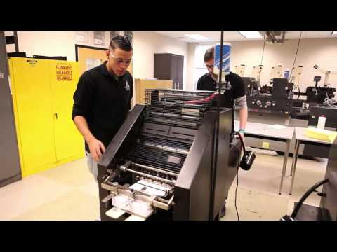 York Tech GraphicArts Printing