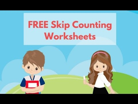 Skip Counting - Kindergarten Math Games - YouTube