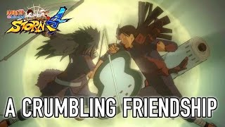 Naruto SUN Storm 4 - PS4/XB1/Steam - A crumbling friendship (Gameplay Video)