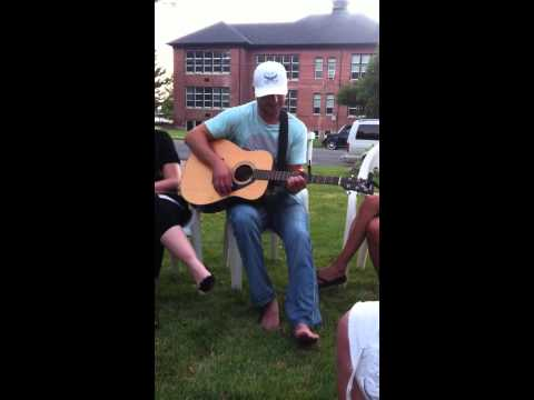 Eric Church Guys like me cover by Trent Nelson