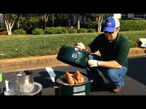 How To Use Charcoal Smoker
