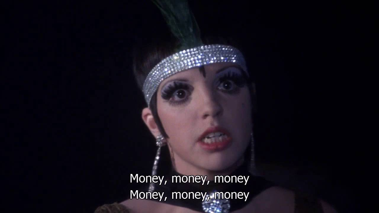 Liza Minnelli & Joel Grey - Money, Money - YouTube |Liza Minnelli Cabaret Money