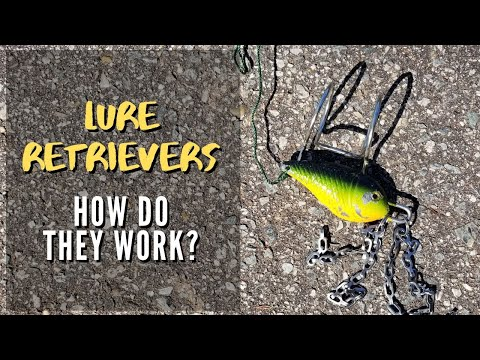 Lure Retriever - Save Money On Fishing Tackle With A Lure Retriever!