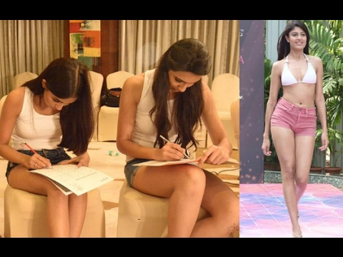 fbb Femina Miss India 2016  - Sub Contest Round - Episode 12