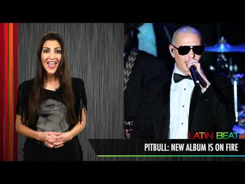 Pitbull: New Album Is On Fire