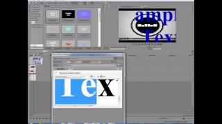 [Видеоурок] Sony Vegas PRO 10.0 (2 урок: Медиа-генераторы)