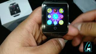 Axcella Bluetooth Smartwatch (Review)