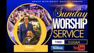 """God Is Up T๐ Something"" Willie M. Byrd, Pastor"