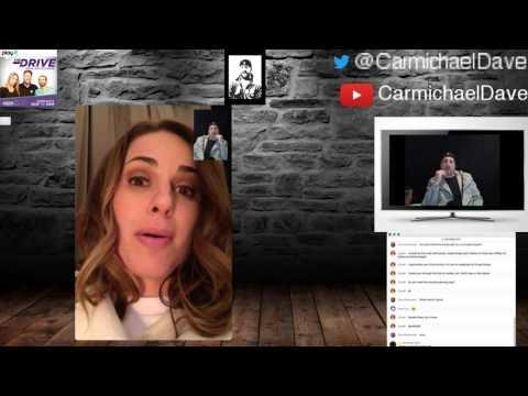 Carmichael Dave Live Stream