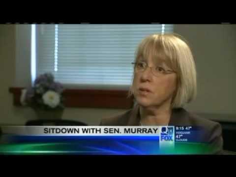 Sitdown with Senator Patty Murray