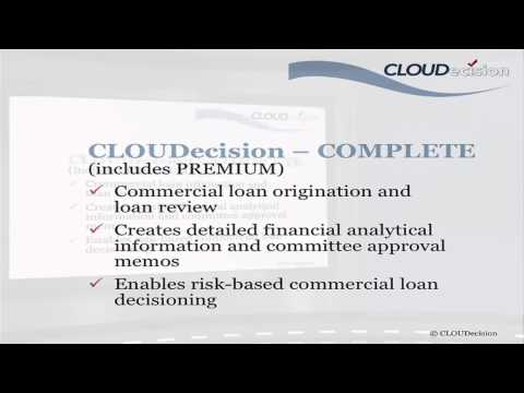 Complete: Commercial Loan Origination, Underwriting & Committee Approval Docs