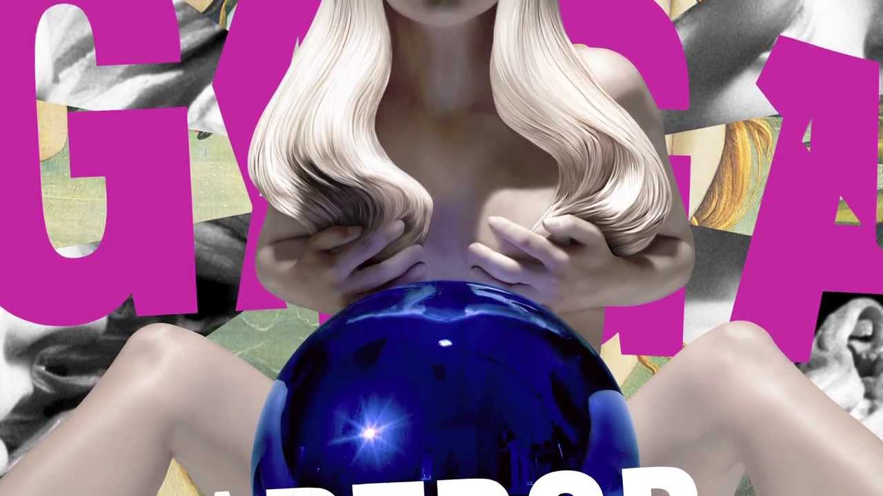 Lady Gaga — artRave — Jeff Koons Interview