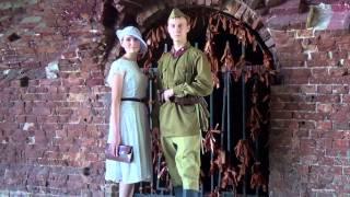 Брестская крепость дневная прогулка Видео обзор Brest Fortress day walk Video Review