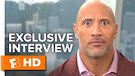 Dwayne Johnson's Eyes