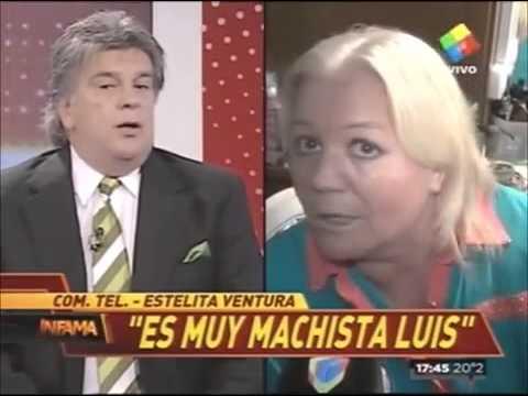 """Estelita Ventura: No estamos peleados ni nos vamos a separar"""""""