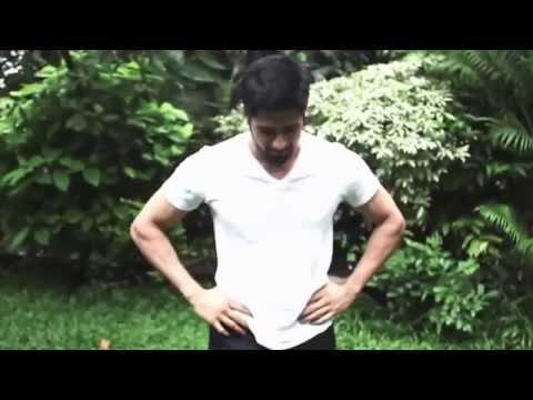 Siddharth Malhotra ALS Ice Bucket Challenge - Bollywood Actor
