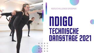 Ongelofelijke Zomer Technische Dansstage 2021 | Ndigo | Roeselare
