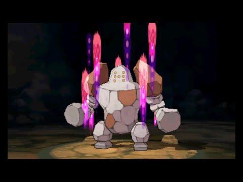 Pokemon Omega Ruby/Alpha Sapphire - Walkthrough Part 22 - How to catch the Three Regis