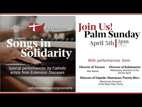 Palm Sunday  Songs in Solidarity