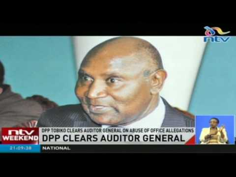 DPP clears Auditor General of fraud and corruption allegations
