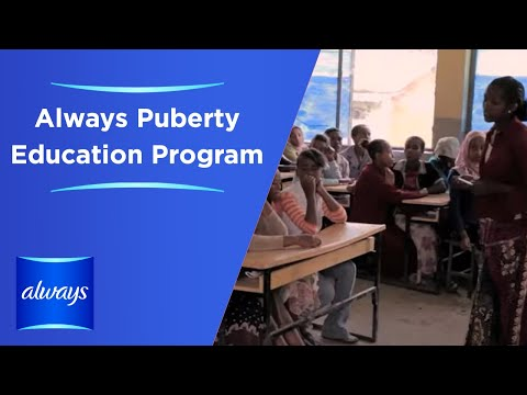 Always Global Puberty Education Program