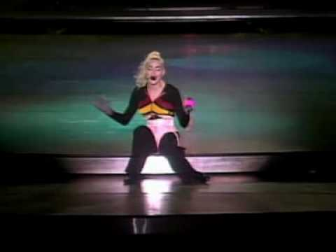 Madonna - Where's The Party (Blond Ambition Tour Yokohama)