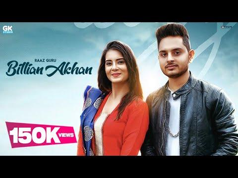 Billian Akhan (Official Video) Raaz Guru   Z-Sanj  ED AMRZ   New Song 2018   GK.Digital