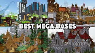 My Top 10 Best Minecraft 1.16 Survival Bases