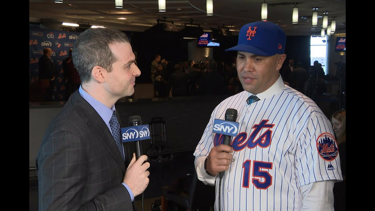 Watch Carlos Beltran Reveals Why He Wanted Mets Manager Job