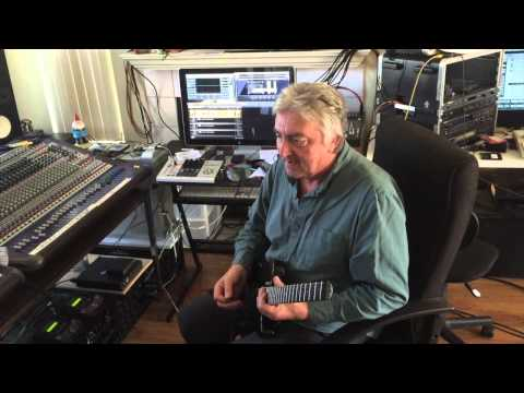 "Allan Holdsworth ""Earth"" Video"