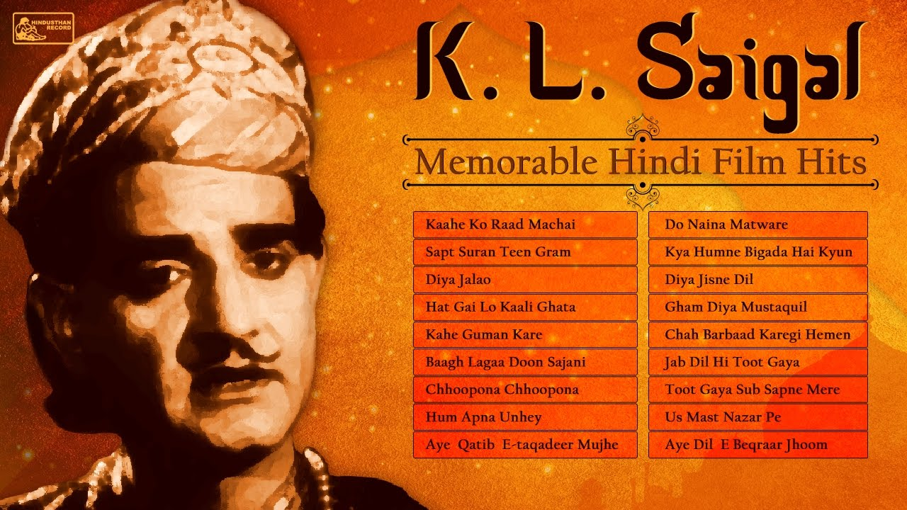 kl saigal mp3 songs free download