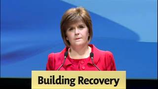 Nicola Sturgeon - SNP Spring Conference Speech 2012