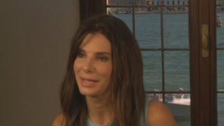 "Sandra Bullock: ""George Clooney"